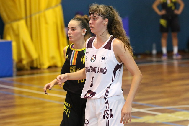 LligaCat: Basket Almeda - Femení Sant Adrià