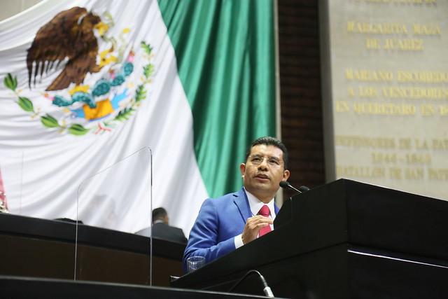 07/09/2021 Tribuna Diputado Daniel Gutiérrez Gutiérrez