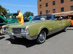 1968 Oldsmobile Ninety Eight Convertible