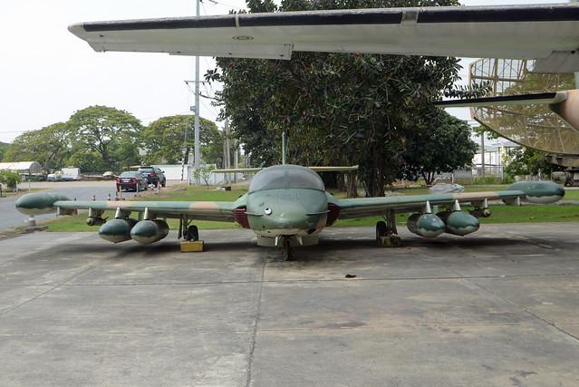 Royal Thai Air Force Cessna A-37B 21133