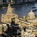 The backwings of the Shanghai landmarks