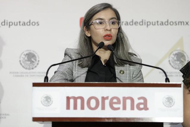 07/09/2021 Conferencia De Prensa Diputadas De Morena