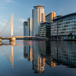 Early Light, Salford by Rachel Dunsdon