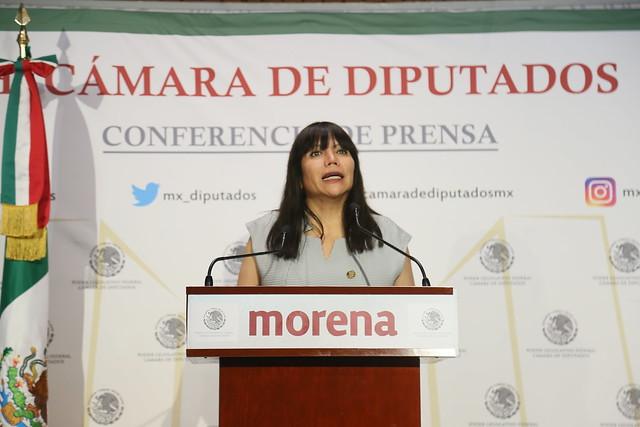 09/09/2021 Conferencia De Prensa Diputada Salma Luevano