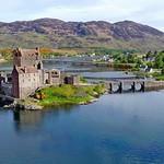 Eilean Donan Castle by Kenny Reddington