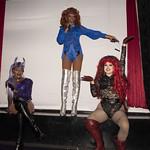 Battle Boyale Serena Host with Jem Yogurt Ophelia Shenita Alize-327