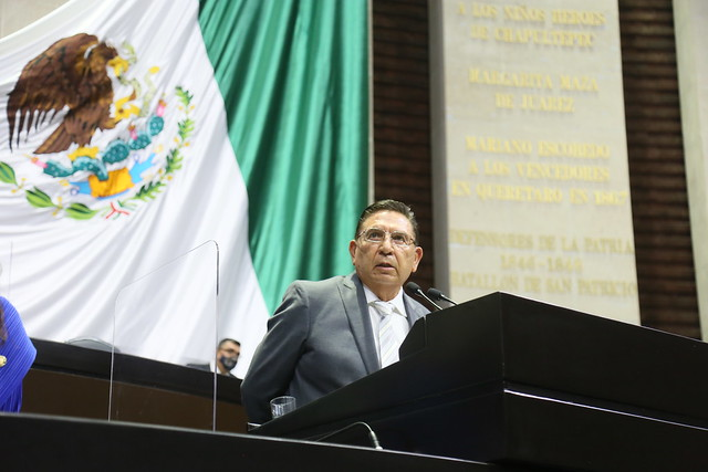 09/09/2021 Tribuna Diputado Jaime Martínez López