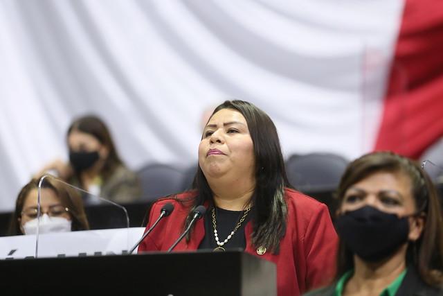 09/09/2021 Tribuna Diputada Yadira Santiago Marcos