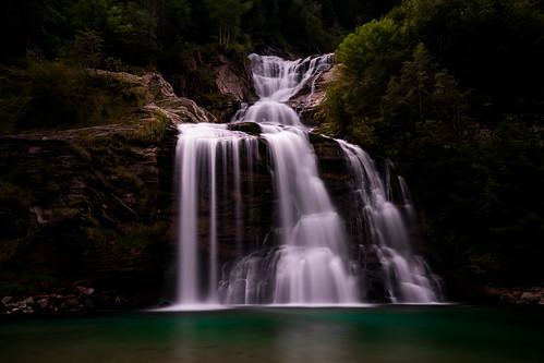 Cascata della Piumogna - Ticino - Svizzera