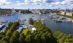 Stockholms Flytande Båtmässa 2021