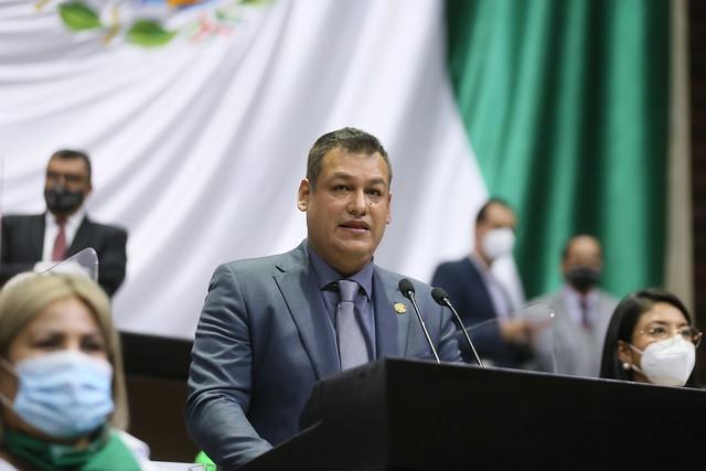 09/09/2021 Tribuna Diputado Alberto Villa Villegas