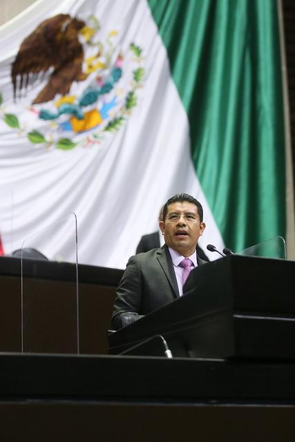 09/09/2021 Tribuna Diputado Daniel Gutiérrez Gutiérrez