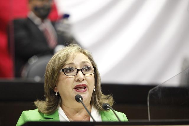09/09/2021 Tribuna Dip María Isabel Alfaro Morales