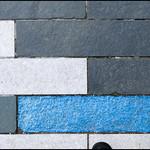 One Blue Brick Road by George Stodulski