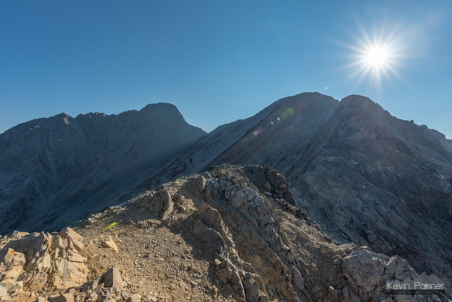 Borah Peak Sunstar