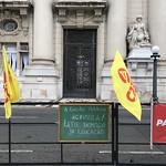 Aula pública contra cortes na educação