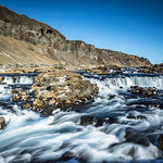 Rapids Iceland by Eric Cheek