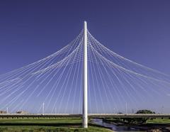 Margaret Hunt Hill Bridge Profile