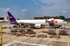 N187FE FedEx | Boeing 767-300F | Memphis International Airport