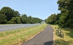 2021 Bike 180: Day 115 - Ox Road Trail