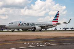 N914NN American Airlines | Boeing 737-823(WL) | Memphis International Airport