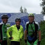 2021, Bantega skeeler-Elfstedentocht 11 september Marieke, Raymond, Gert.