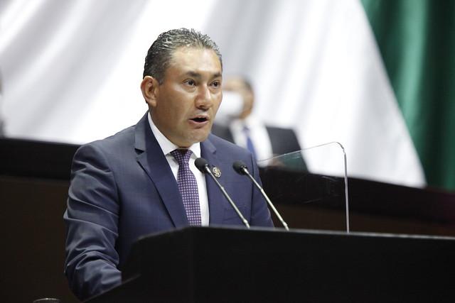 13/09/2021 Tribuna Dip Cesar Agustín Hernandez
