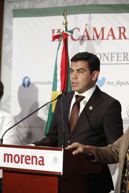 13/09/2021 Conferencia Prensa Dip María Eugenia Hernandez - Inundaciones Ecatepec