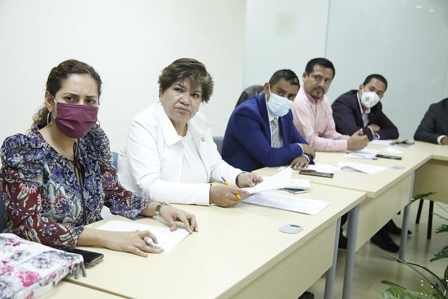 13/09/2021 Reunión Diputados Morena Estudiantes IPN