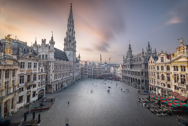 Grand Place, Brussels. Belgium