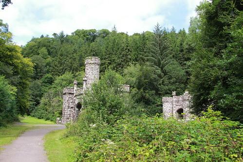 Ballysaggartmore Towers