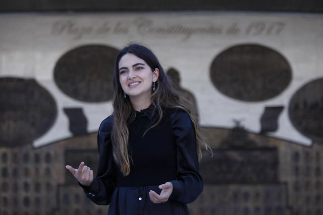 14/09/2021 Entrevista Diputada Andrea Chavez Treviño