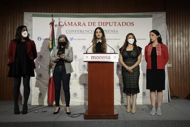 07/09/2021 Conferencia de Prensa Dip. Wendy Briceño Zuloaga