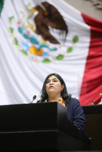 14/09/2021 Tribuna Diputada María Guadalupe Chavira