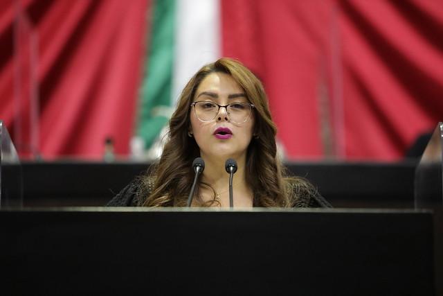 07/09/2021 Tribuna Dip. Lidia Pérez Bárcenas