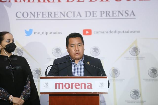 14/09/2021 Conferencia De Prensa Diputados De Chiapas