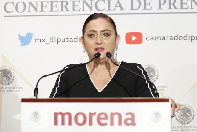 14/09/2021 Conferencia Prensa Diputada Susana Prieto Terrazas