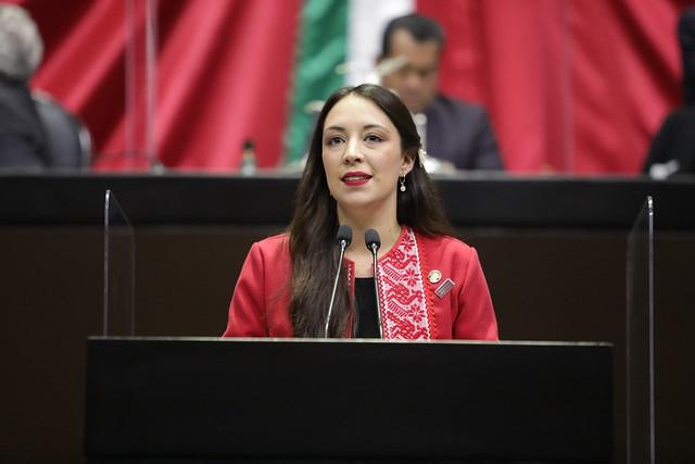 07/09/2021 Tribuna Dip. Julieta Ramírez Padilla