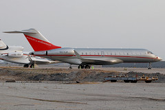 9H-VJP   Bombardier Global 6000   Vistajet