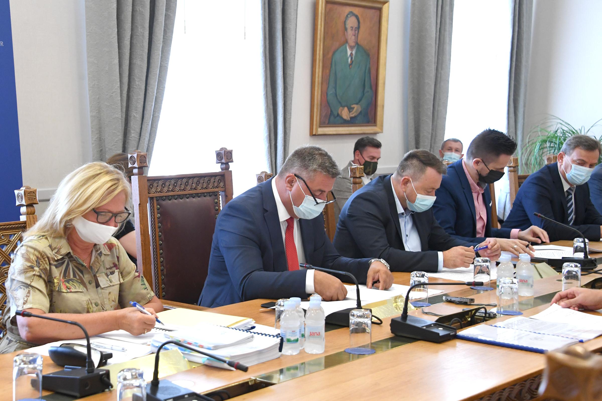 Ministar Banožić o Godišnjem izvješću o obrani