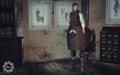 ...becasue every centaur needs a kilt....