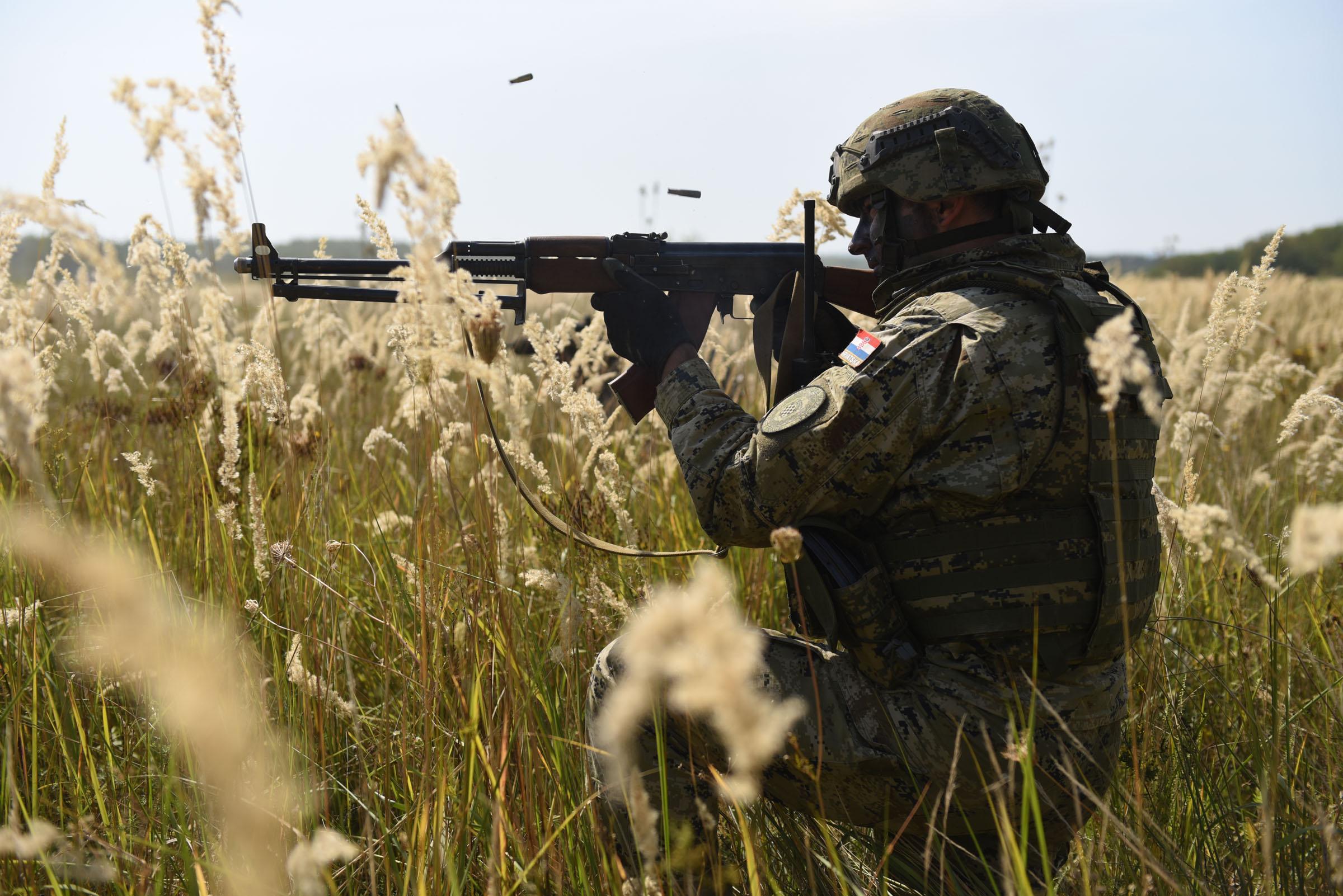 Provedena bilateralna vojna vježba SAVA STAR 21