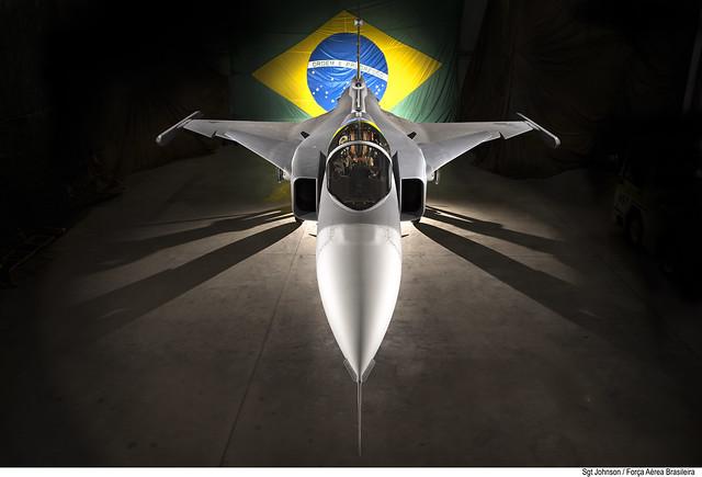 Photo:F-39 Gripen By Força Aérea Brasileira - Página Oficial
