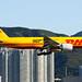 AeroLogic | Boeing 777-200LRF | D-AALM | 007 logos | Hong Kong International