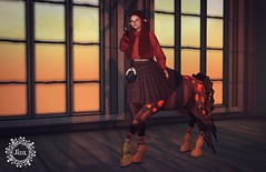coming soon to The Horse Show - Kilt & Sporran for the Jinx Centaurs