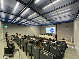 The Space Industry: present, future and opportunities for graduates