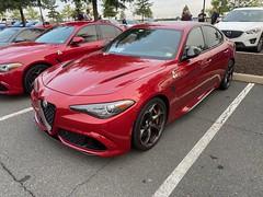 2017 Alfa Romeo Giulia Quadrifoglio - XCU5E ME