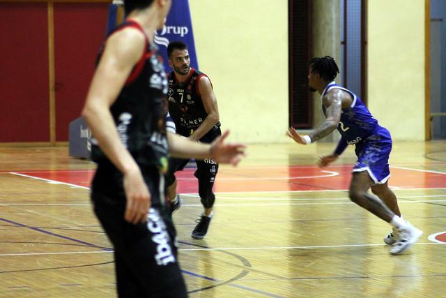 Photo:Palmer Alma Mediterránea y BC CSU Sibiu - (2) By deportebalear