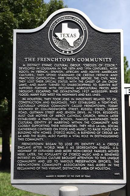 Photo:FrenchtownCommunityMarker By 2C2KPhotography