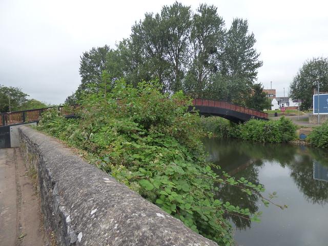 Photo:Goodland Gardens, Taunton - footbridge By ell brown